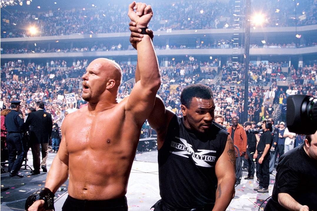 Wwe Classic Of The Week Steve Austin Vs Shawn Michaels