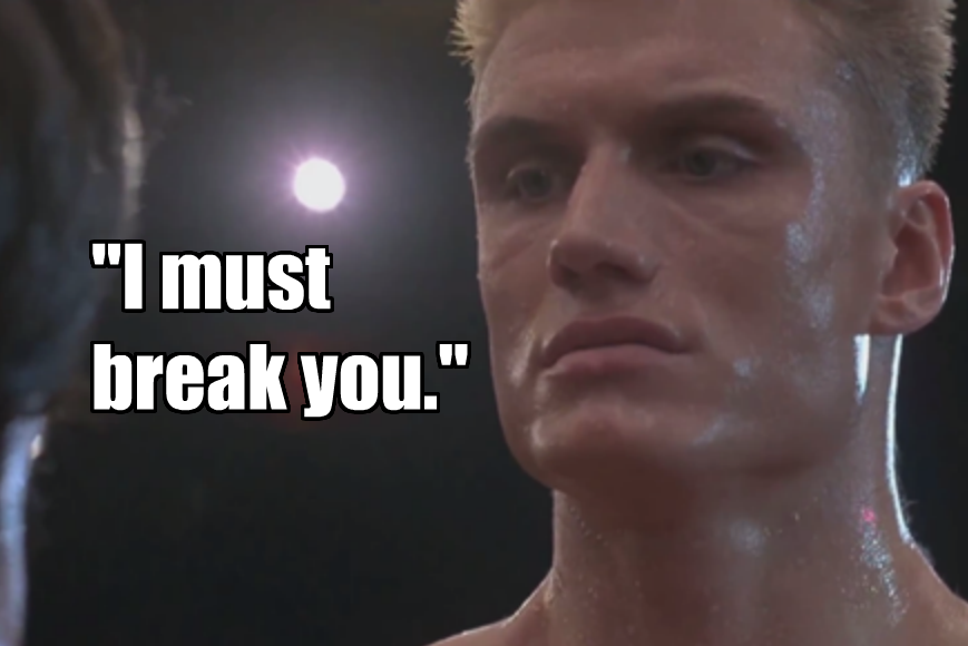 Waterboy Quotes Impressive The 48 AllTime Greatest Sports Movie Quotes Bleacher Report