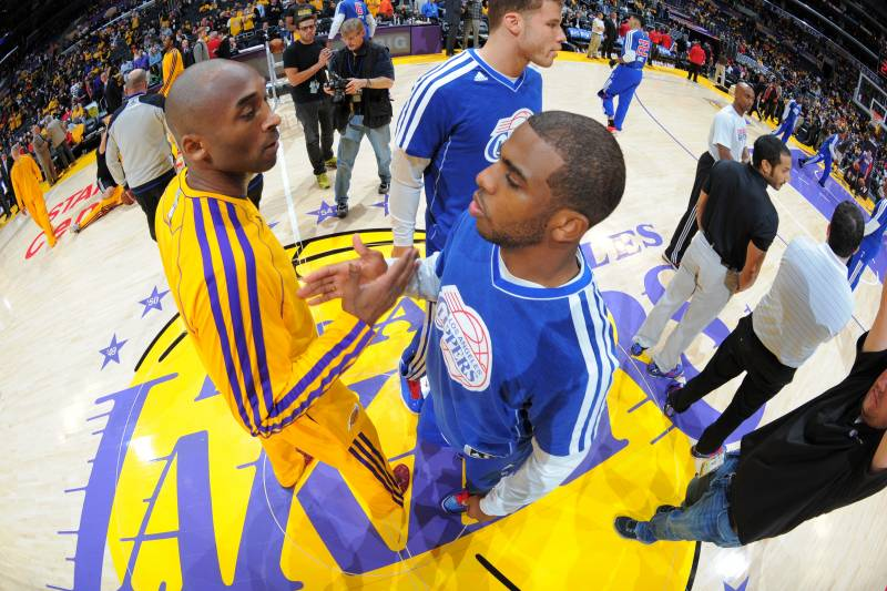 info for 3588e 29156 LOS ANGELES, CA - FEBRUARY 14  Kobe Bryant  24 of the Los Angeles