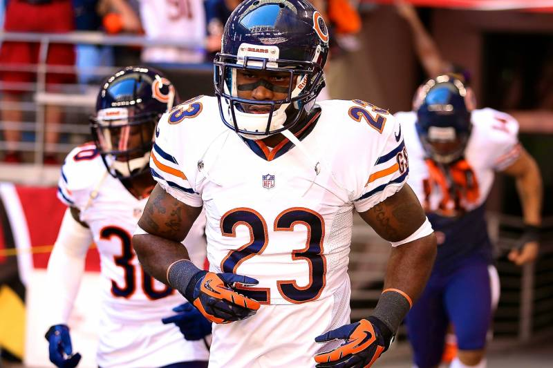 super popular 28898 b9ac1 Devin Hester Confirms He Won't Be Re-Signed by Chicago Bears ...