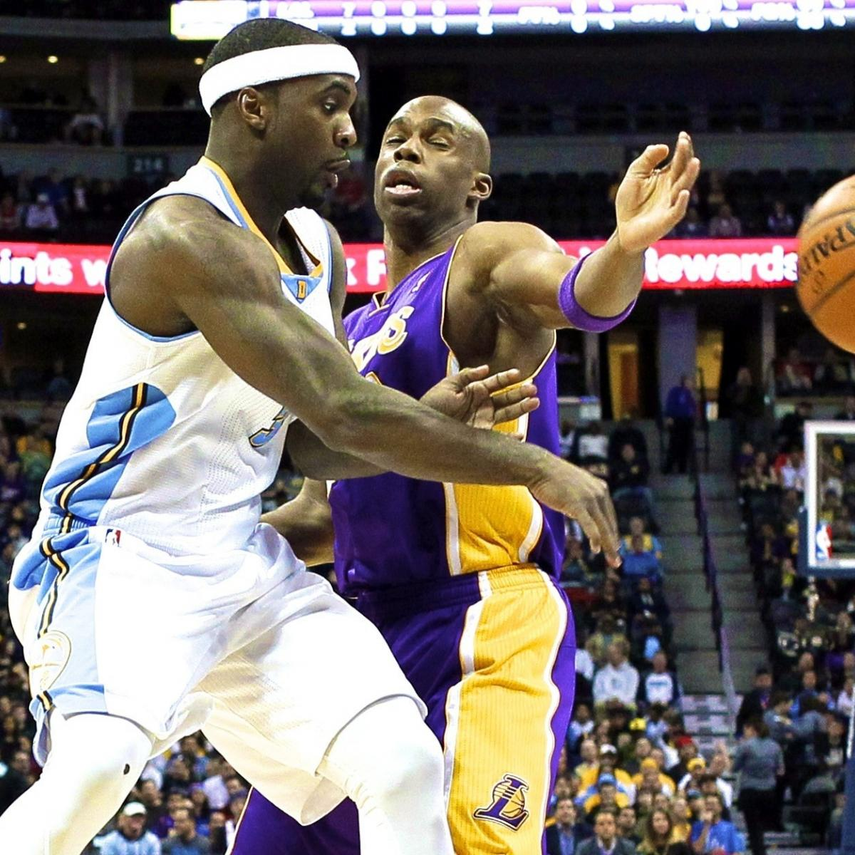 Los Angeles Lakers Vs. Denver Nuggets: Live Score And