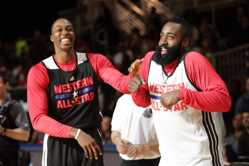 7963486ed7d Is James Harden or Dwight Howard the Houston Rockets  Best Player ...