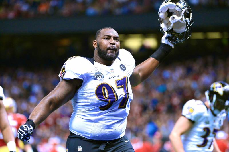 Arthur Jones Indianapolis Colts Agree On 5 Year Deal Latest