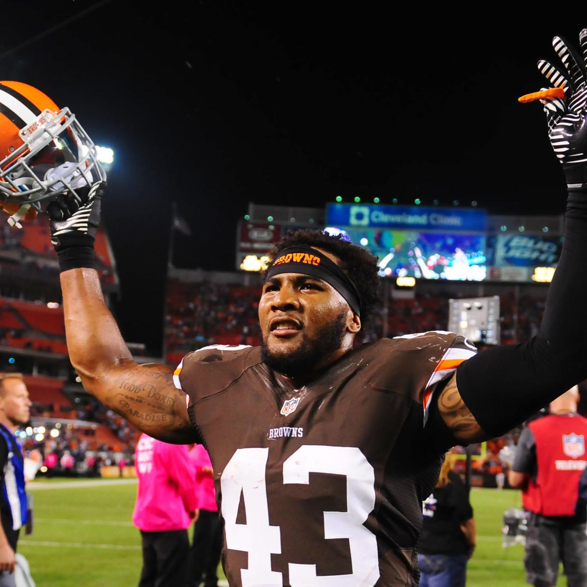 What's Next For The Denver Broncos After The T.J. Ward