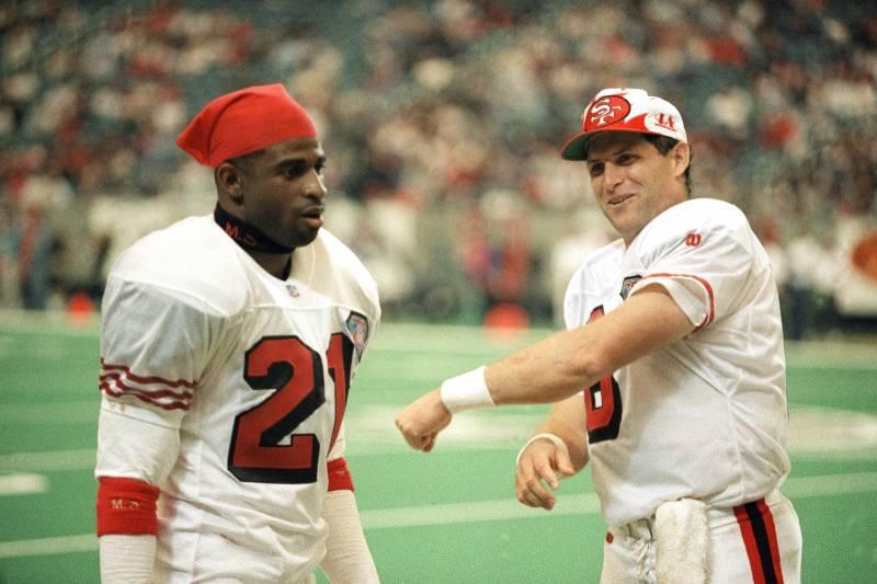 5ba860dbbea Denver Broncos Resemble 1994 San Francisco 49ers