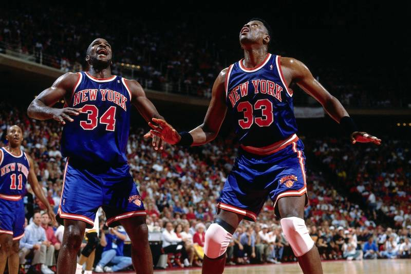new concept 1c251 576fd Hiring '90s Knicks Should Be Part of Phil Jackson's Solution ...