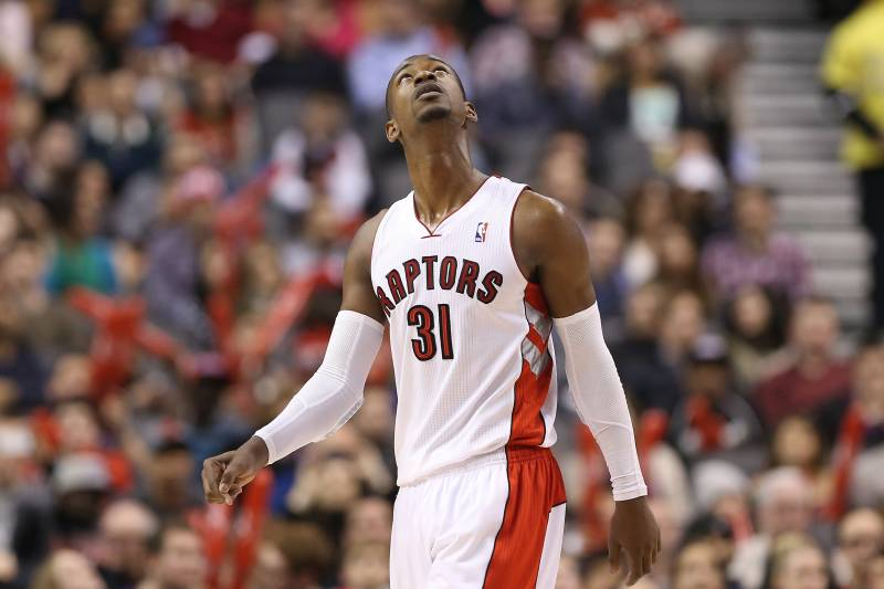 check out dcc7d 20bc3 Terrence Ross Says Vince Carter Deserves Jersey Retired and ...
