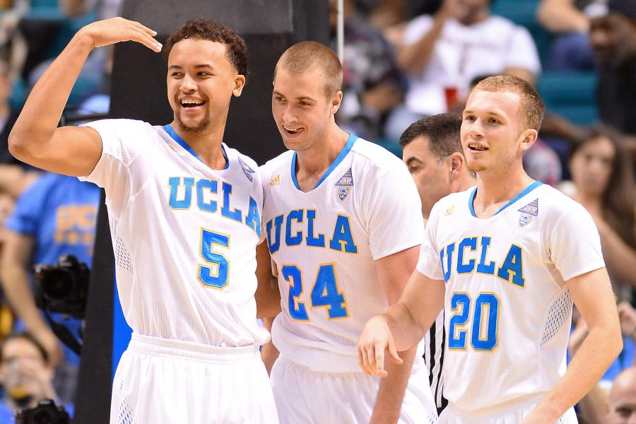 best website ac91b 3e89e UCLA Basketball: Why Adidas' Made in March Uniforms Are the ...