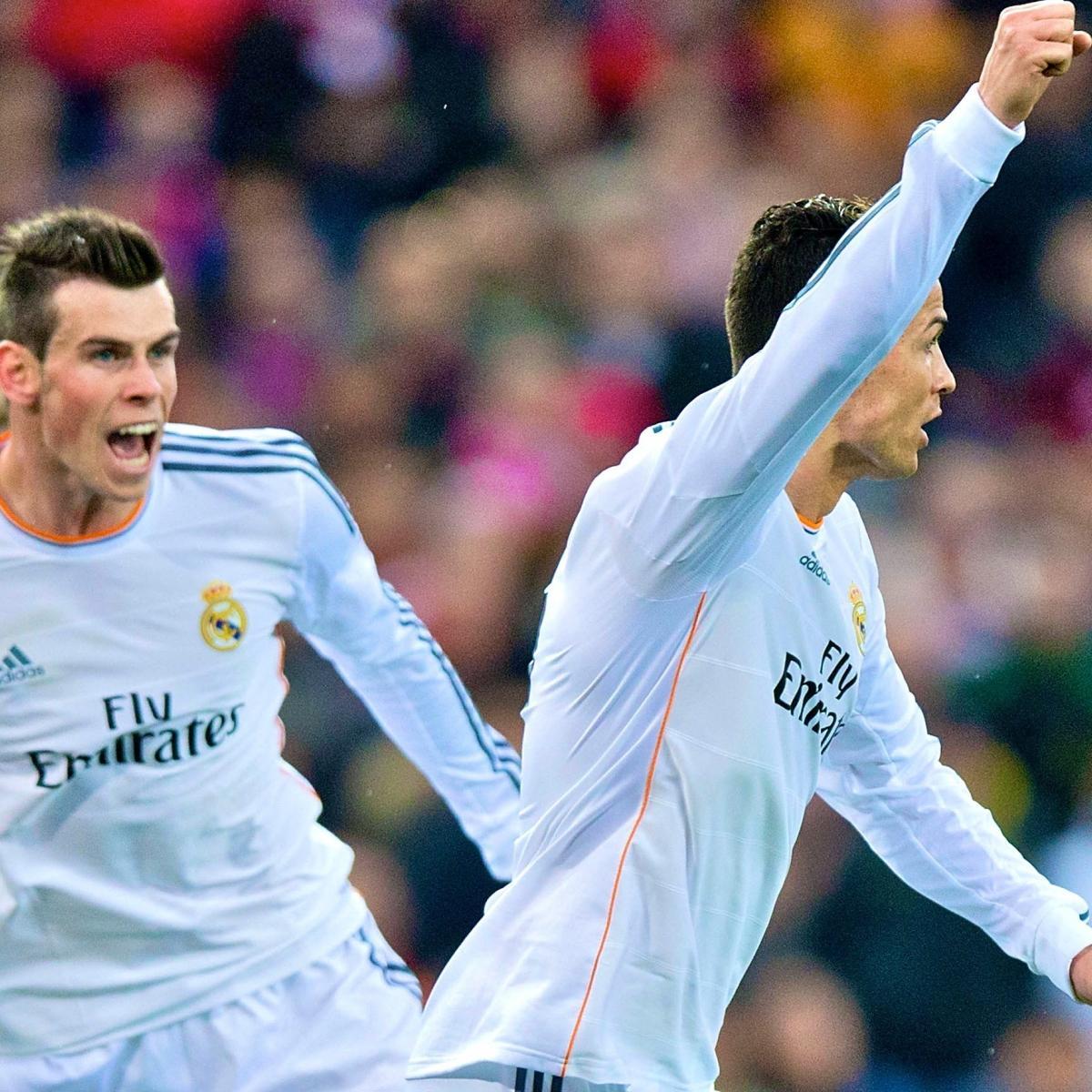 Malaga Vs Real Madrid Live