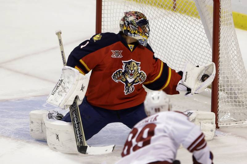8ebd8caff Why the Florida Panthers Reacquiring Roberto Luongo Was the Wrong ...