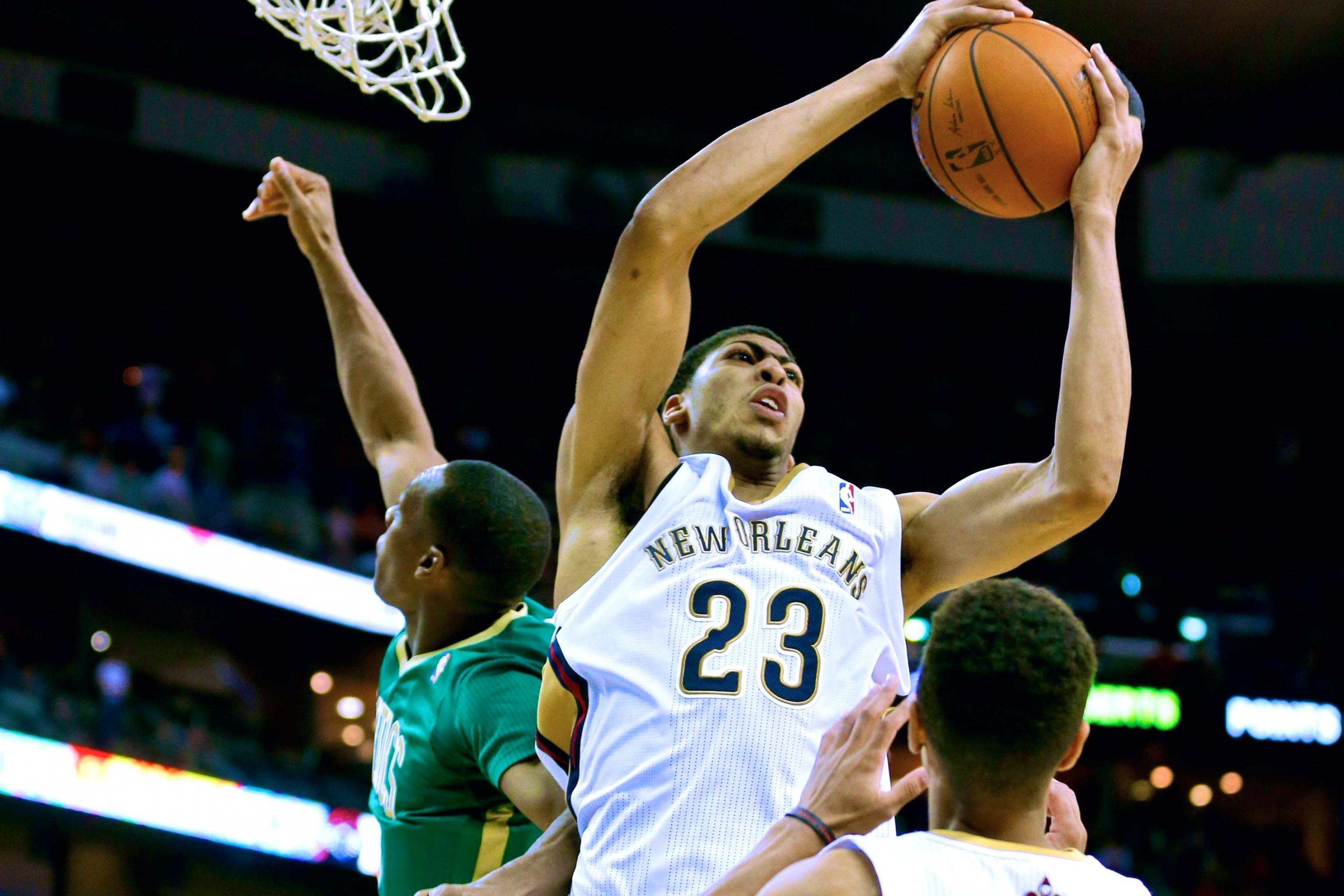 Boston Celtics vs. New Orleans Pelicans 3/16/14: Video Highlights and Recap  | Bleacher Report | Latest News, Videos and Highlights