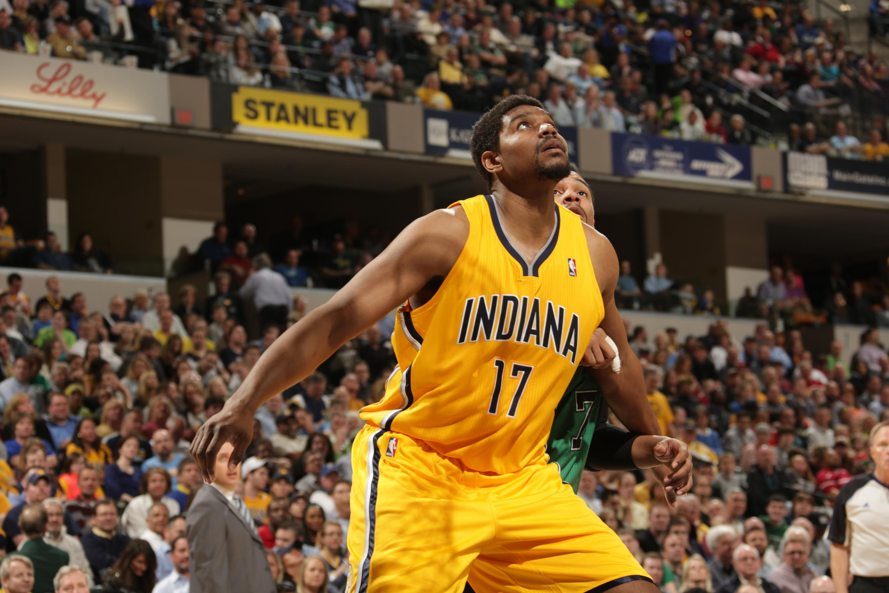 Why Indiana Pacers Can't Rely on Andrew Bynum for Anything at All ...