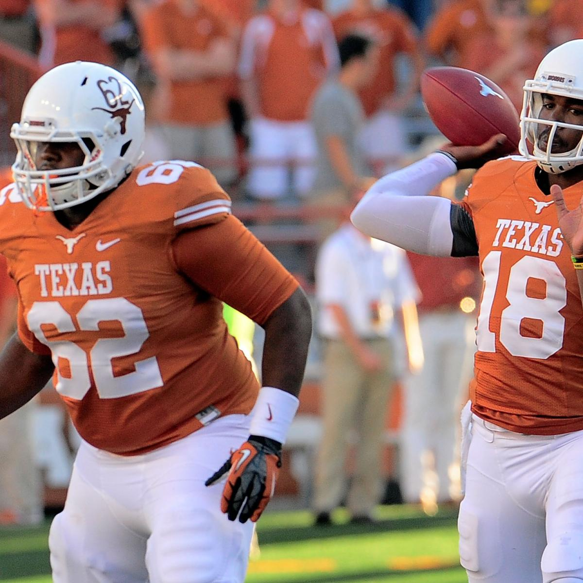 Does Charlie Strong Have A Teddy Bridgewater On The Roster At Texas