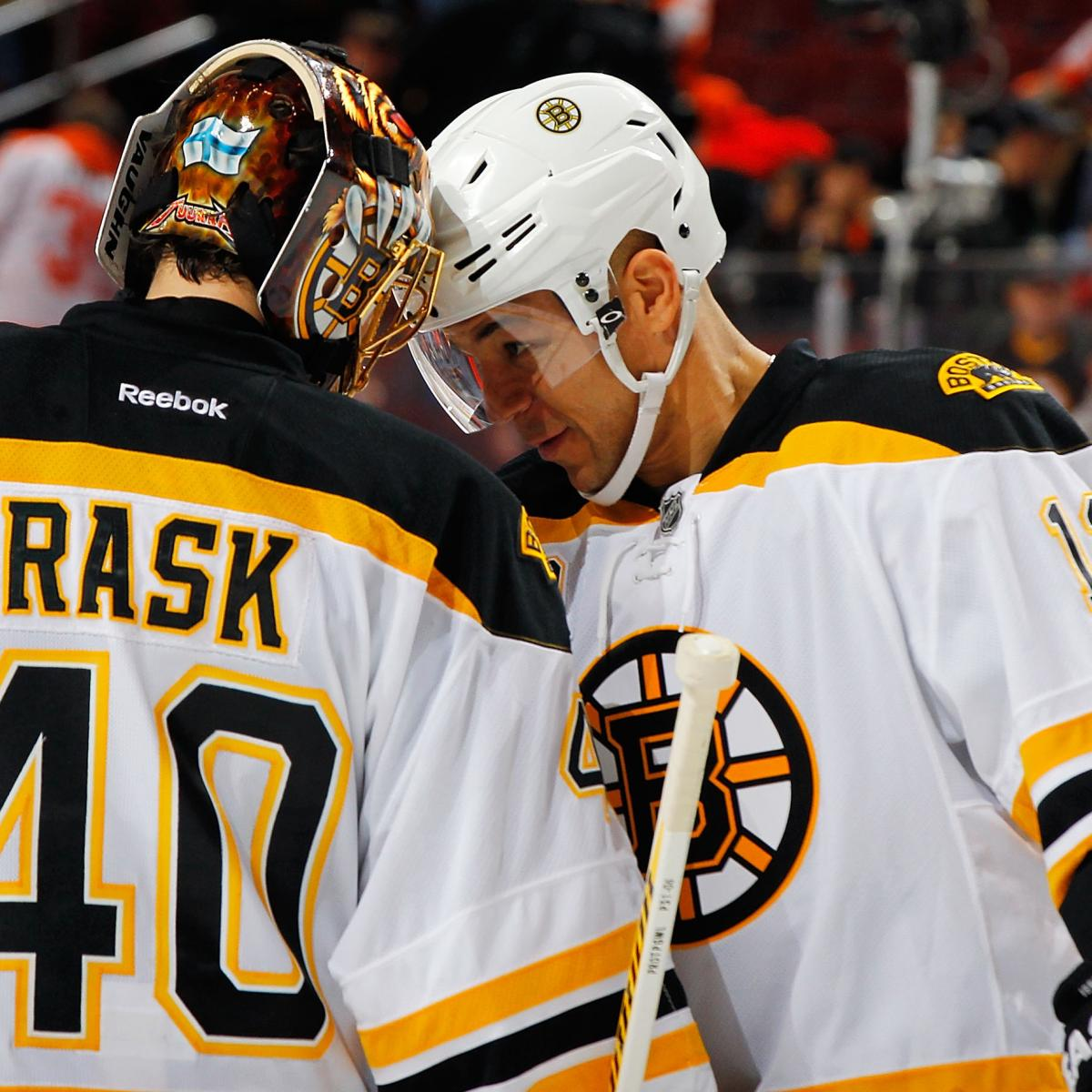 Why Are the Boston Bruins Having an Unusually Successful ...Bruins Bleacher Report