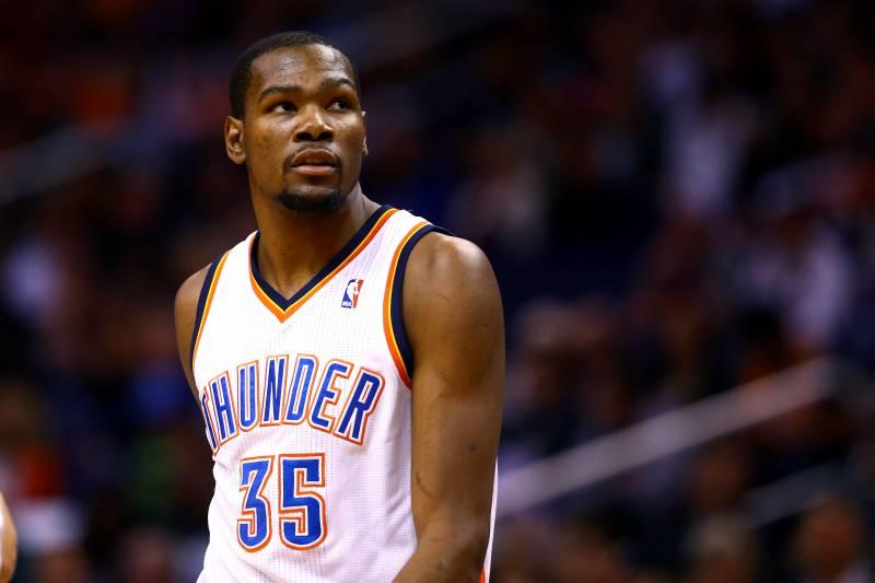 dd6ecade983 Will Breaking Michael Jordan s Scoring Streak Hand Kevin Durant the ...