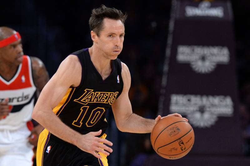 e775a423e 4 Lessons We Learned from Steve Nash s Comeback Performance Friday ...