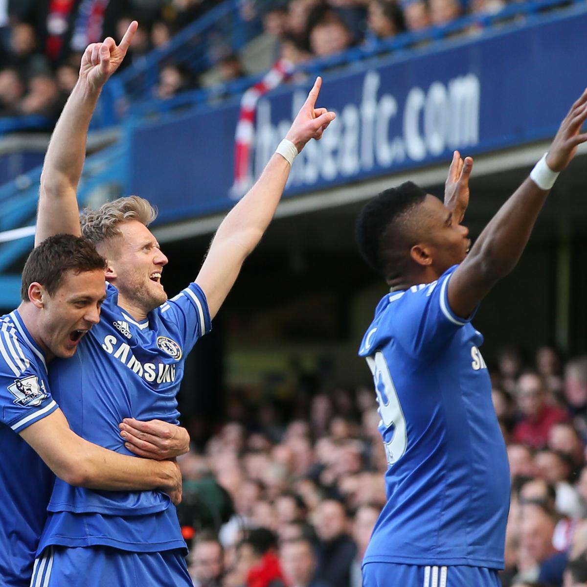 Chelsea vs. Arsenal Score, Grades and Post-Match Reaction ...