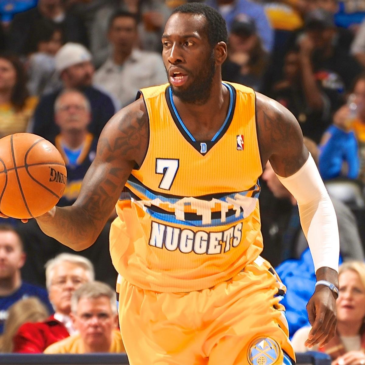 JJ Hickson Injury: Updates On Nuggets Forward's Knee And