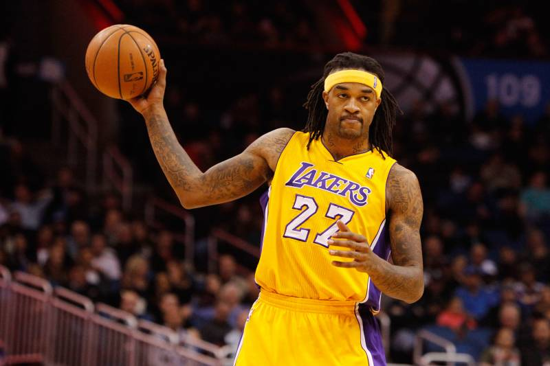 a6ea5bd2ef0 Jordan Hill Proving Why He Should Be Key Piece in Los Angeles Lakers ...