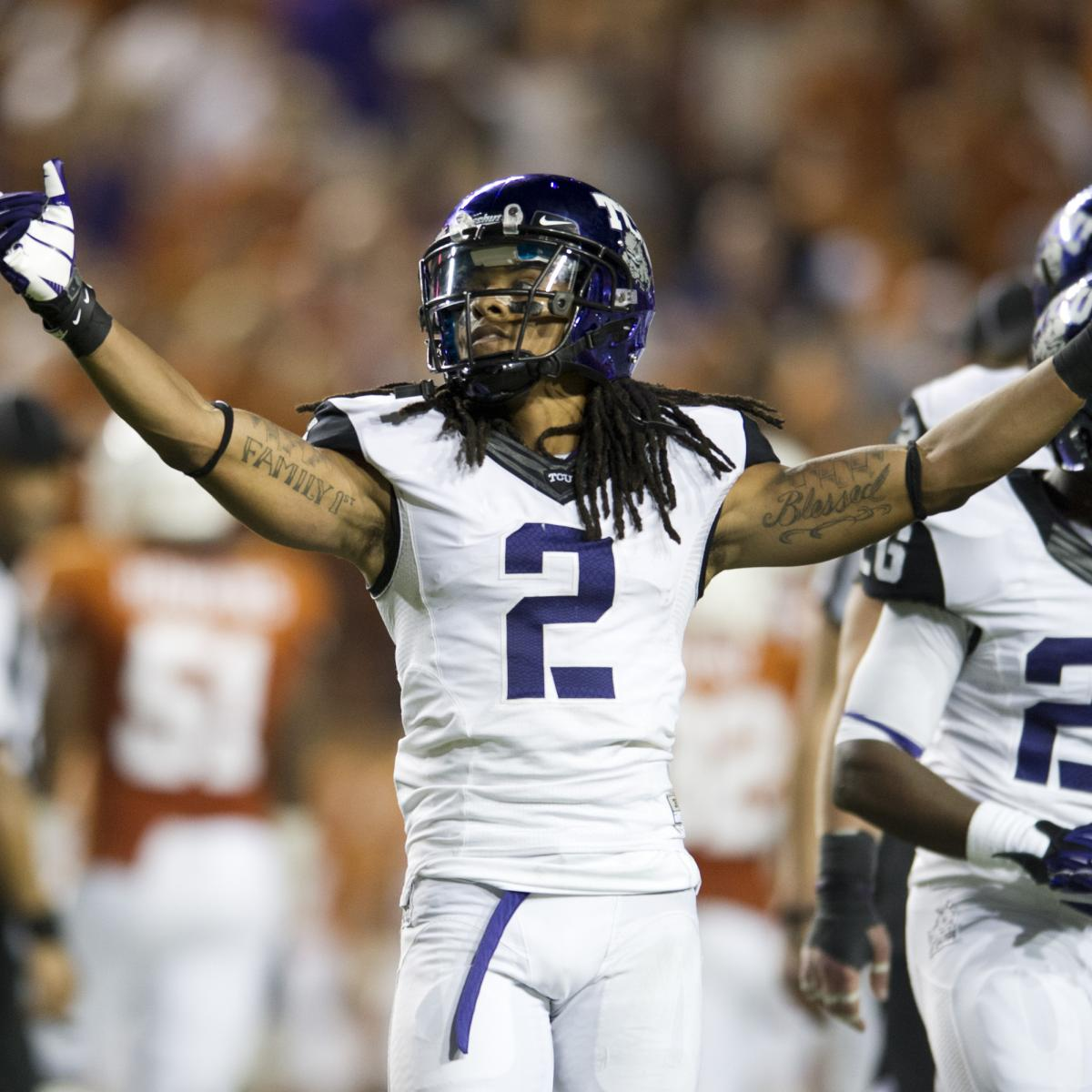San Diego Chargers Draft Needs: San Francisco 49ers: Why CB Jason Verrett Is The Perfect