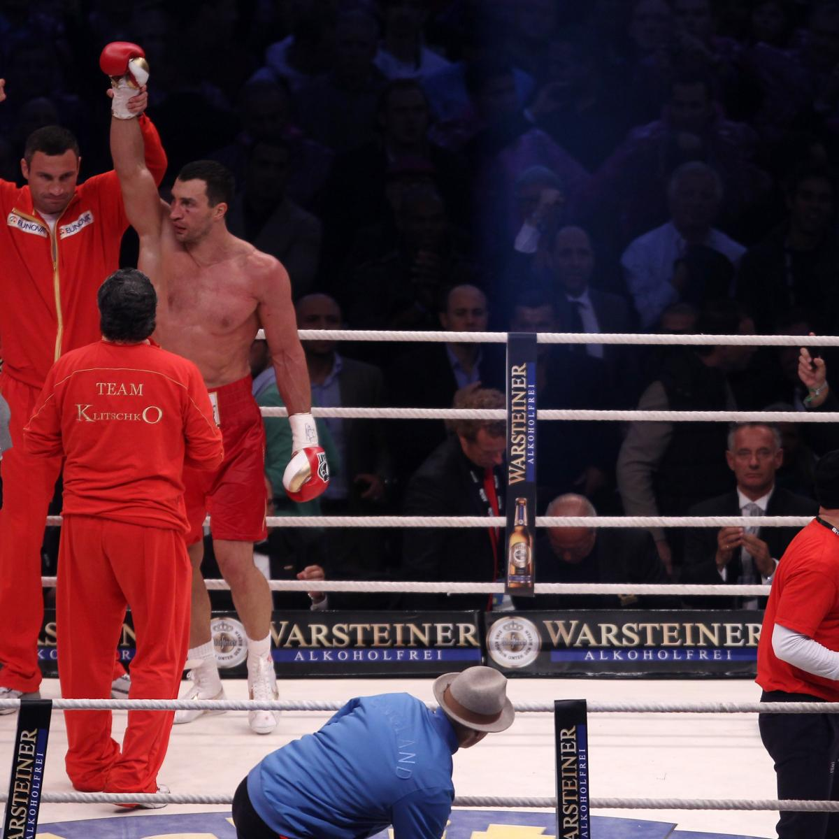 Ranking The 10 Best Eastern European Fighters In Boxing