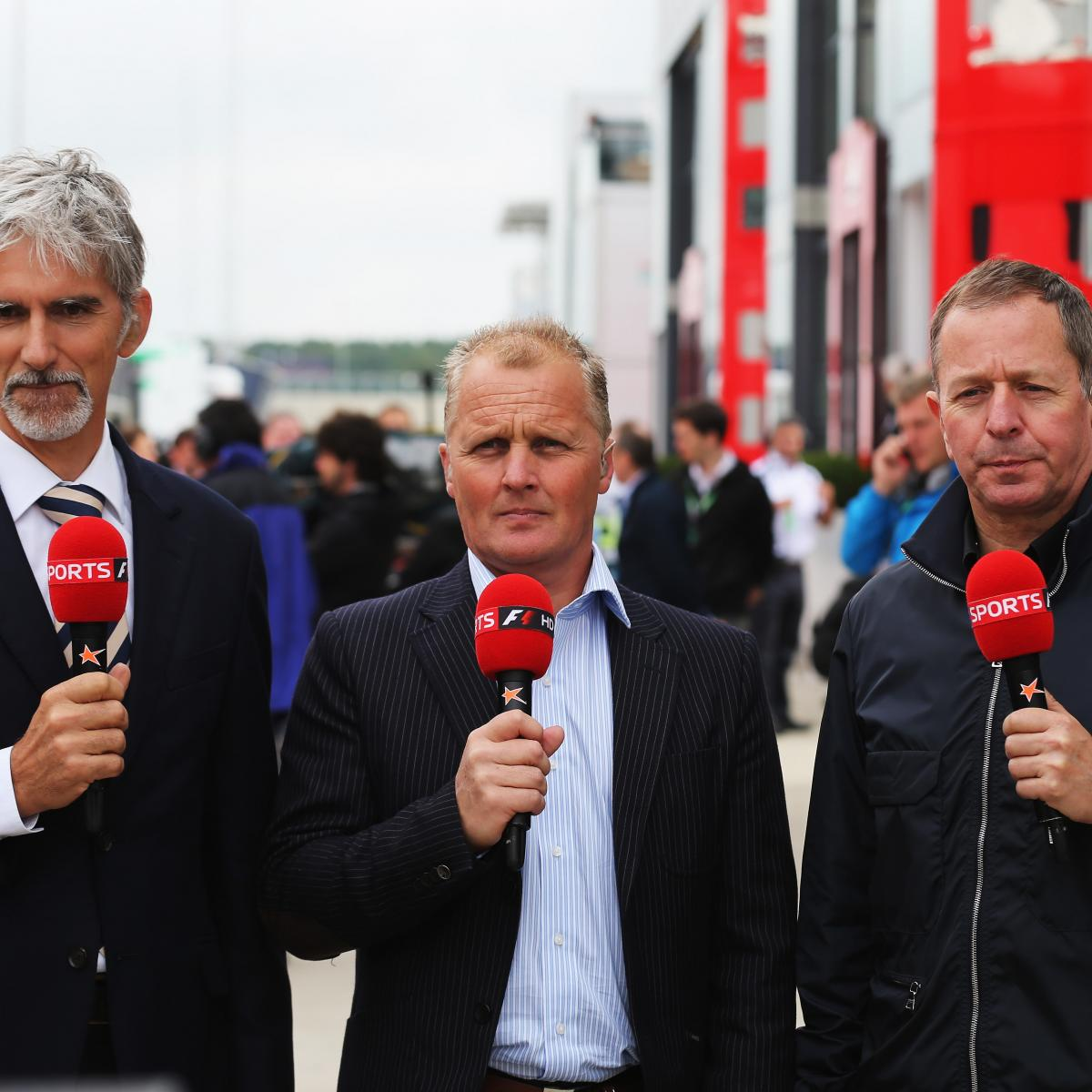 Formula 1 On Bbc Or Sky Head To Ranking The Commentators And Experts