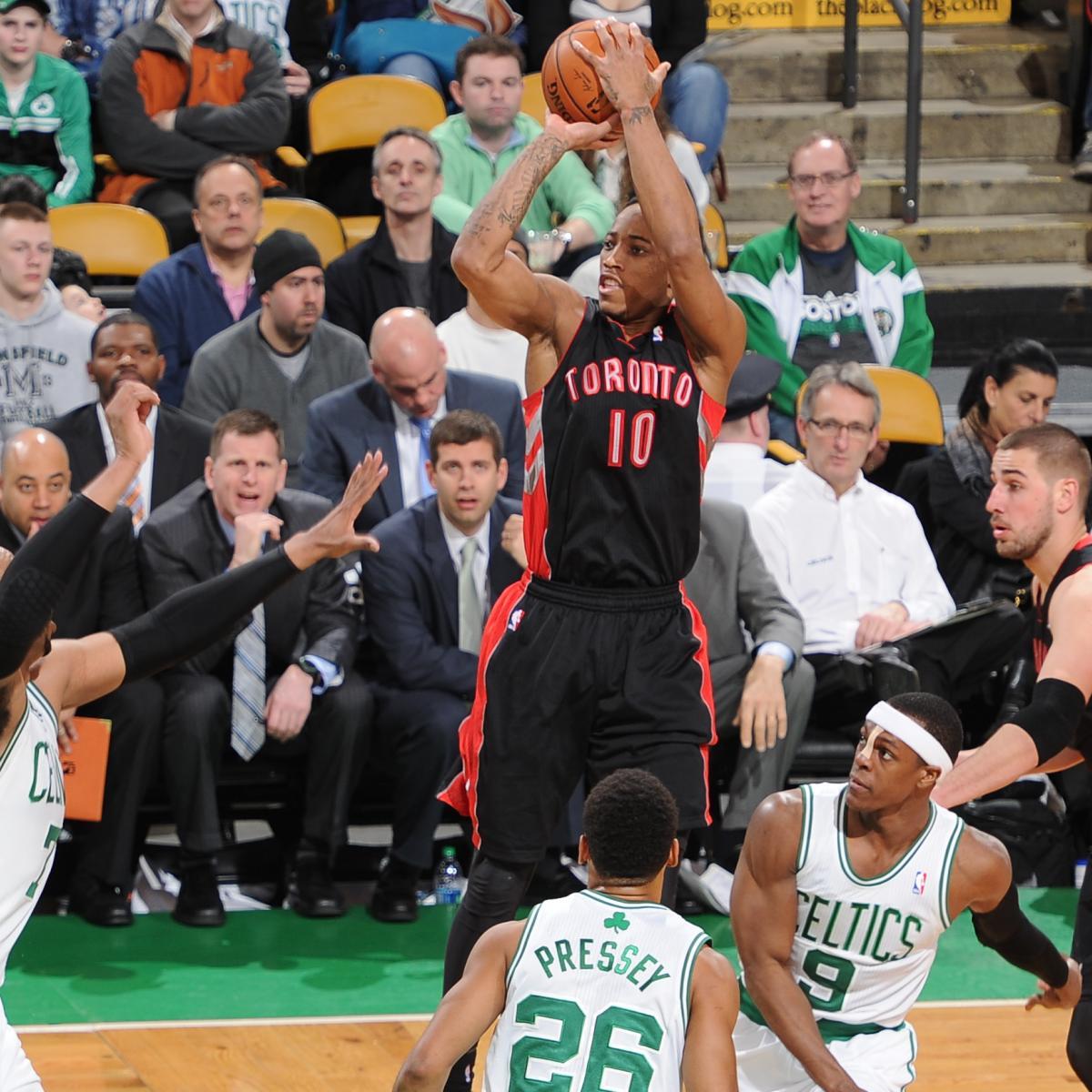 Boston Celtics Vs Toronto Raptors Live Score And Analysis Bleacher Report Latest News Videos And Highlights