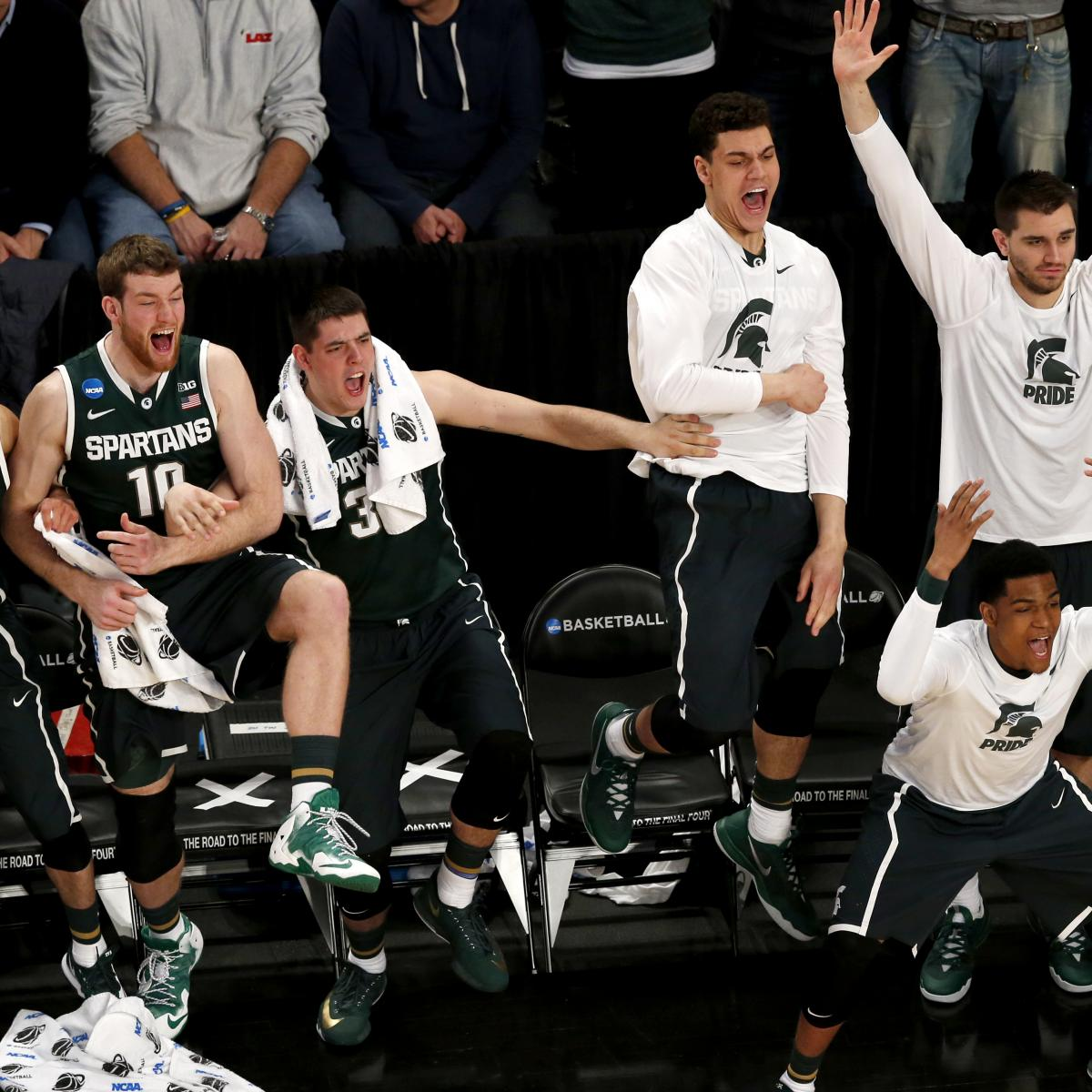 NCAA Basketball Scores: Recapping All of Friday's Sweet 16 ...