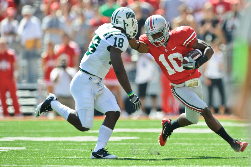 Travis Carrie NFL Draft 2014: Highlights, Scouting Report for Raiders CB