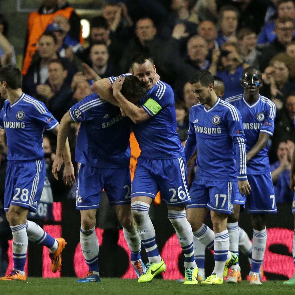 Psg Vs Chelsea Live Score Highlights From Champions: PSG Vs. Chelsea: Live Stream Info, Prediction, Top Stats