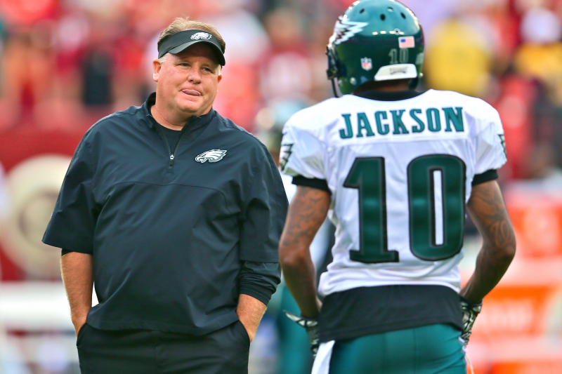 NFLPA to Investigate Eagles' Release of DeSean Jackson