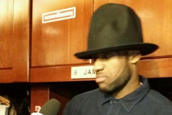 Pharrell Hat Lebron