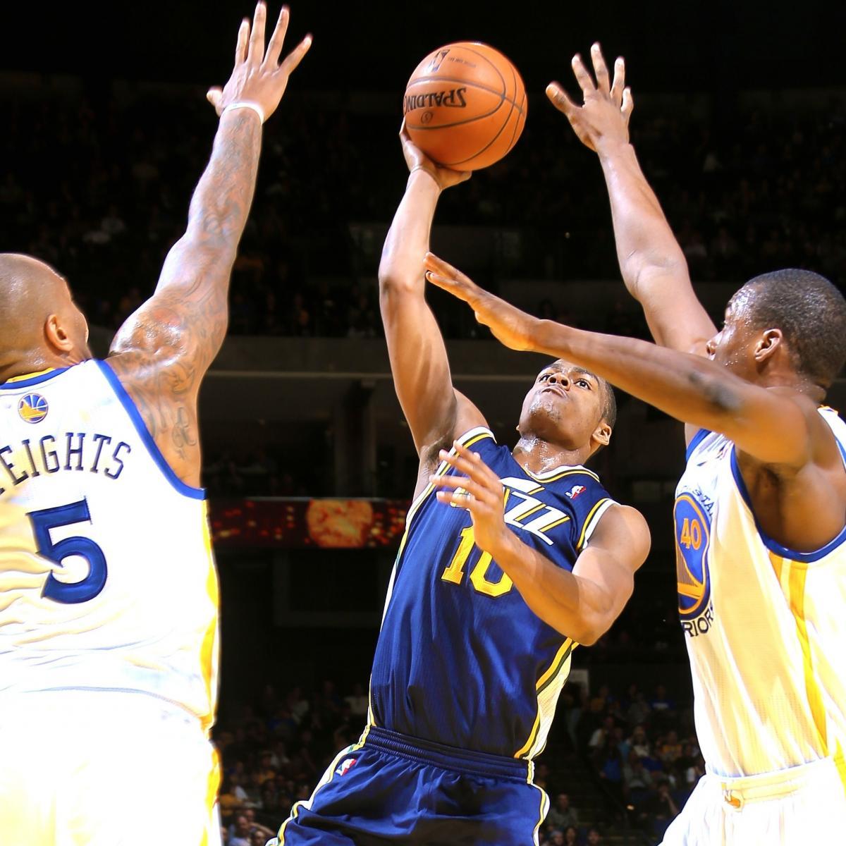 Warriors Vs Jazz Full Game Highlights