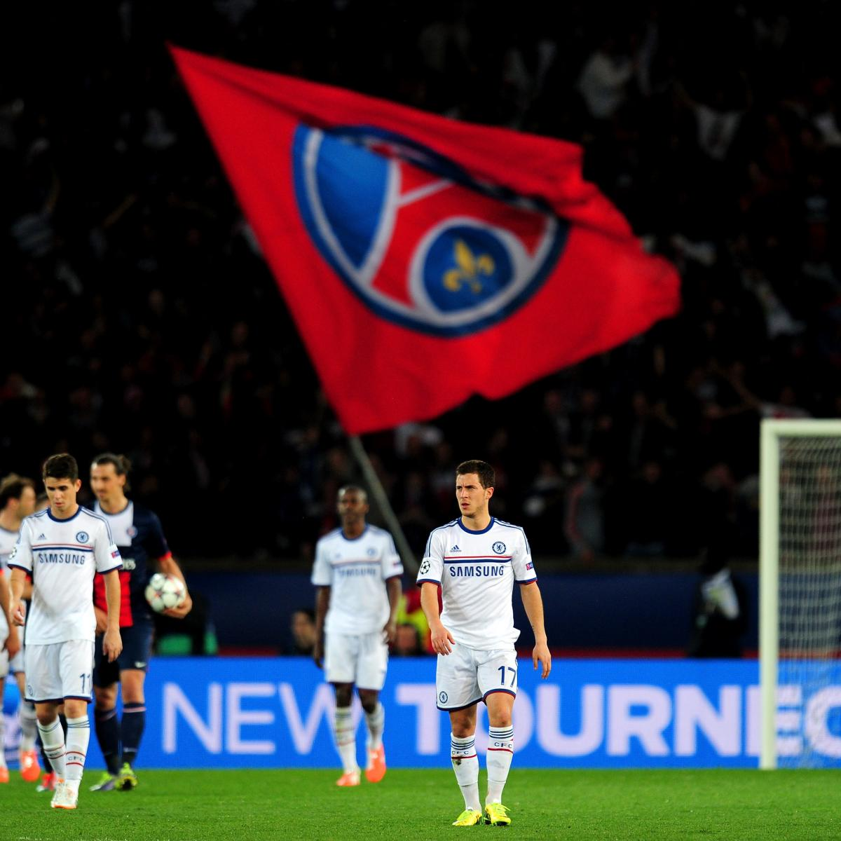 Psg Vs Chelsea Live Score Highlights From Champions: Champions League 2014: Chelsea Vs. PSG Live Stream, Stats