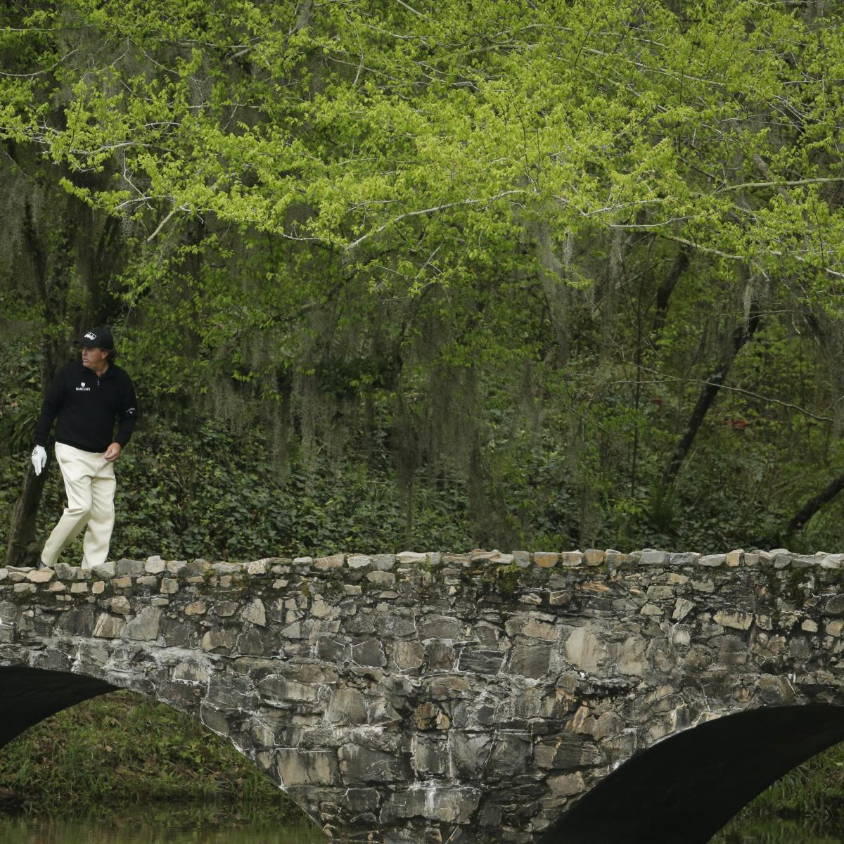 Masters Predictions 2014: Projections for Rory McIlroy ...