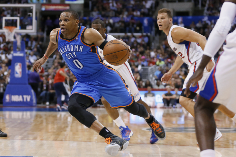 What Would an LA Clippers-Oklahoma City Thunder Playoff Series Look Like?