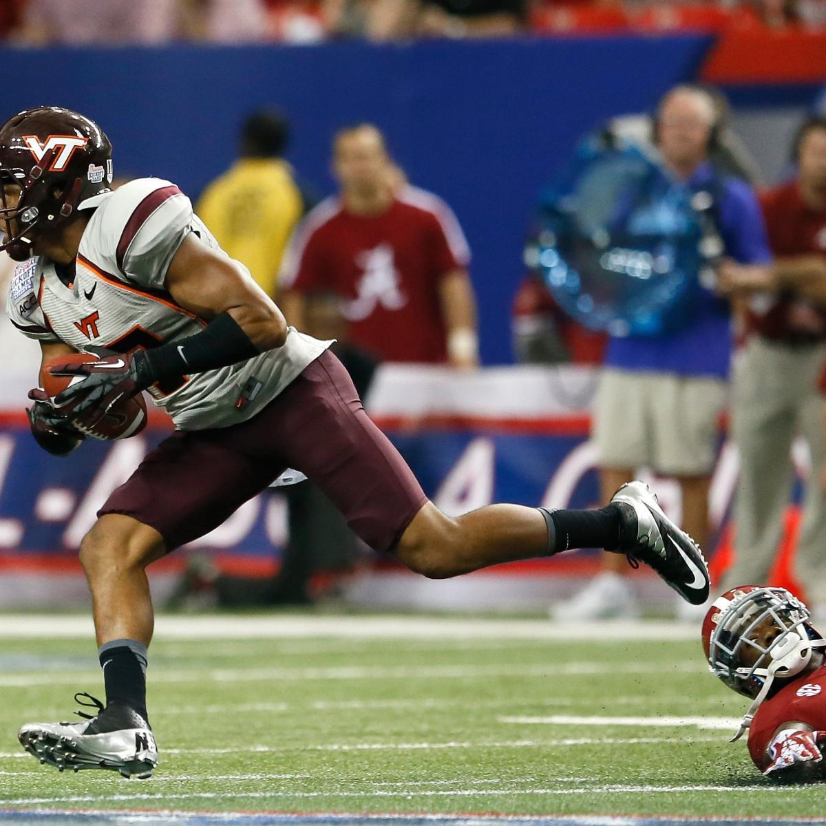 Denver To Hawaii: Denver Broncos Draft Countdown: Making The Case For CB