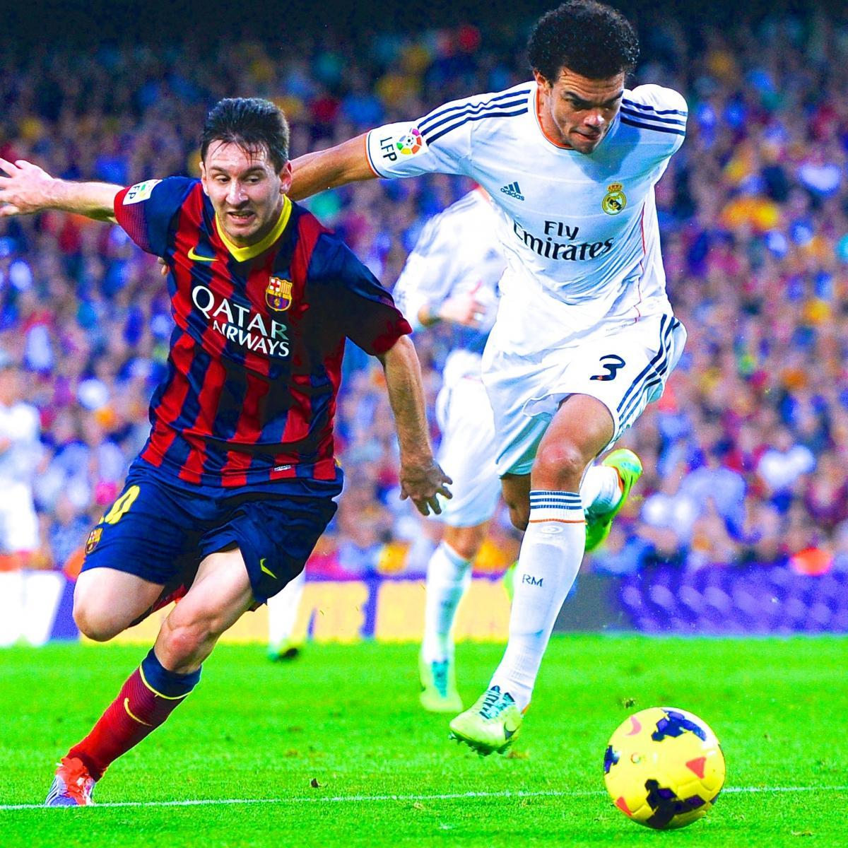 Psg Vs Manchester City Live Score Highlights From: Barcelona Vs. Real Madrid: Copa Del Rey Final Live Score