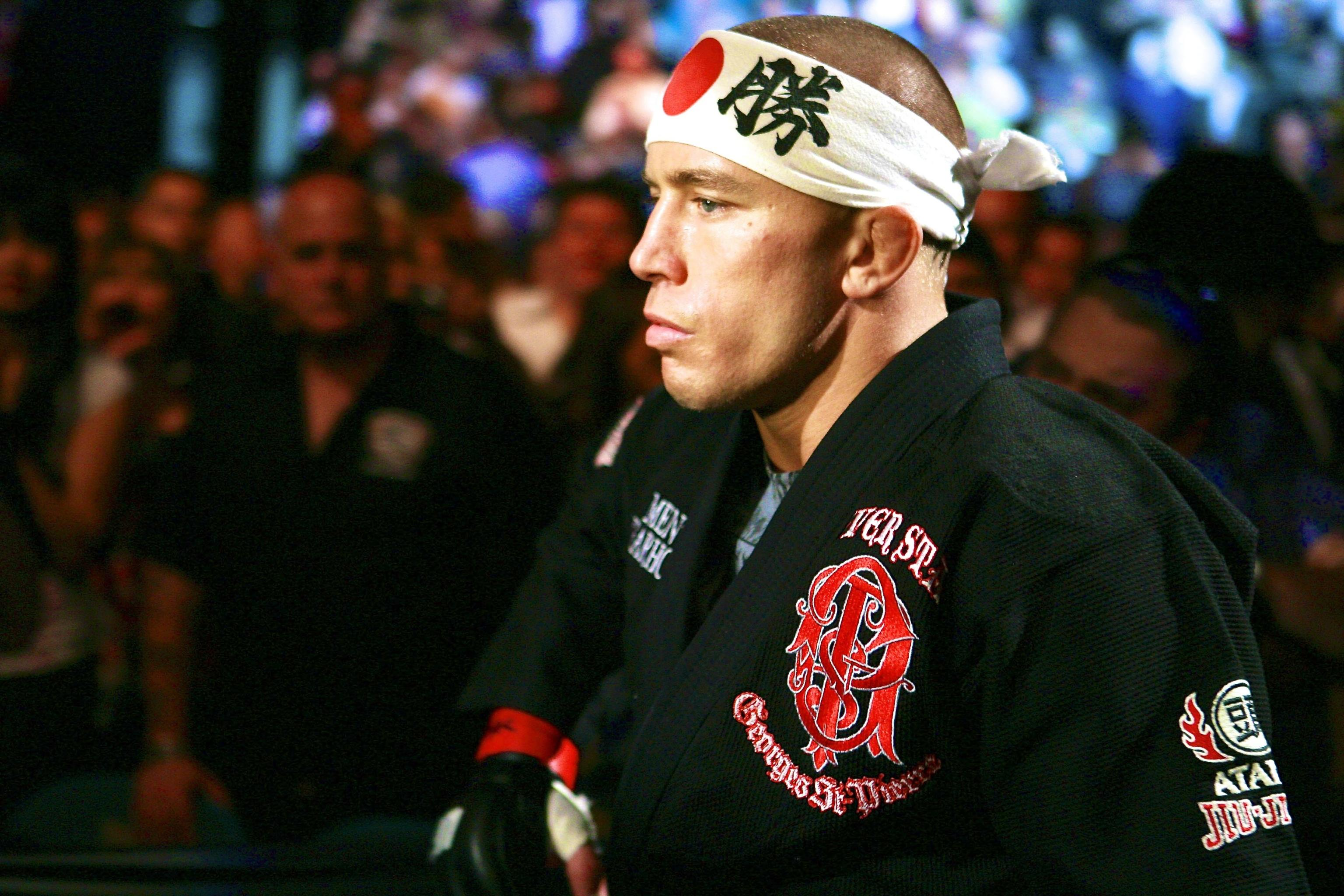Joe Rogan Reveals That Georges St Pierre Was Making 5 Million A Fight Bleacher Report Latest News Videos And Highlights