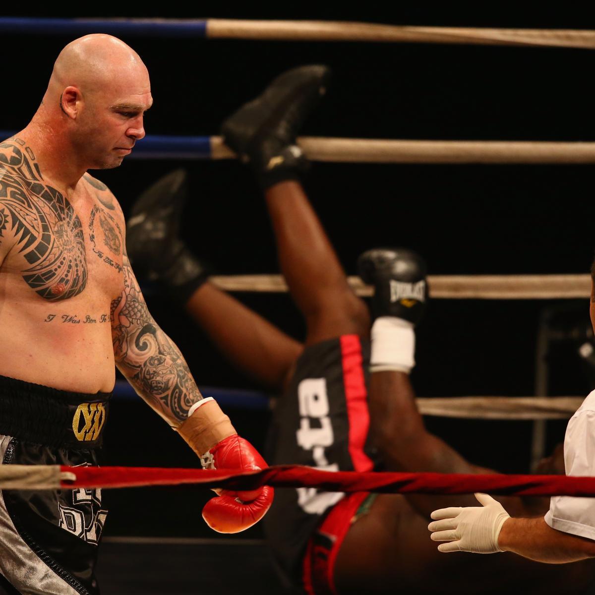 Lucas Browne Vs. Eric Martel Bahoeli: Fight Time, Date