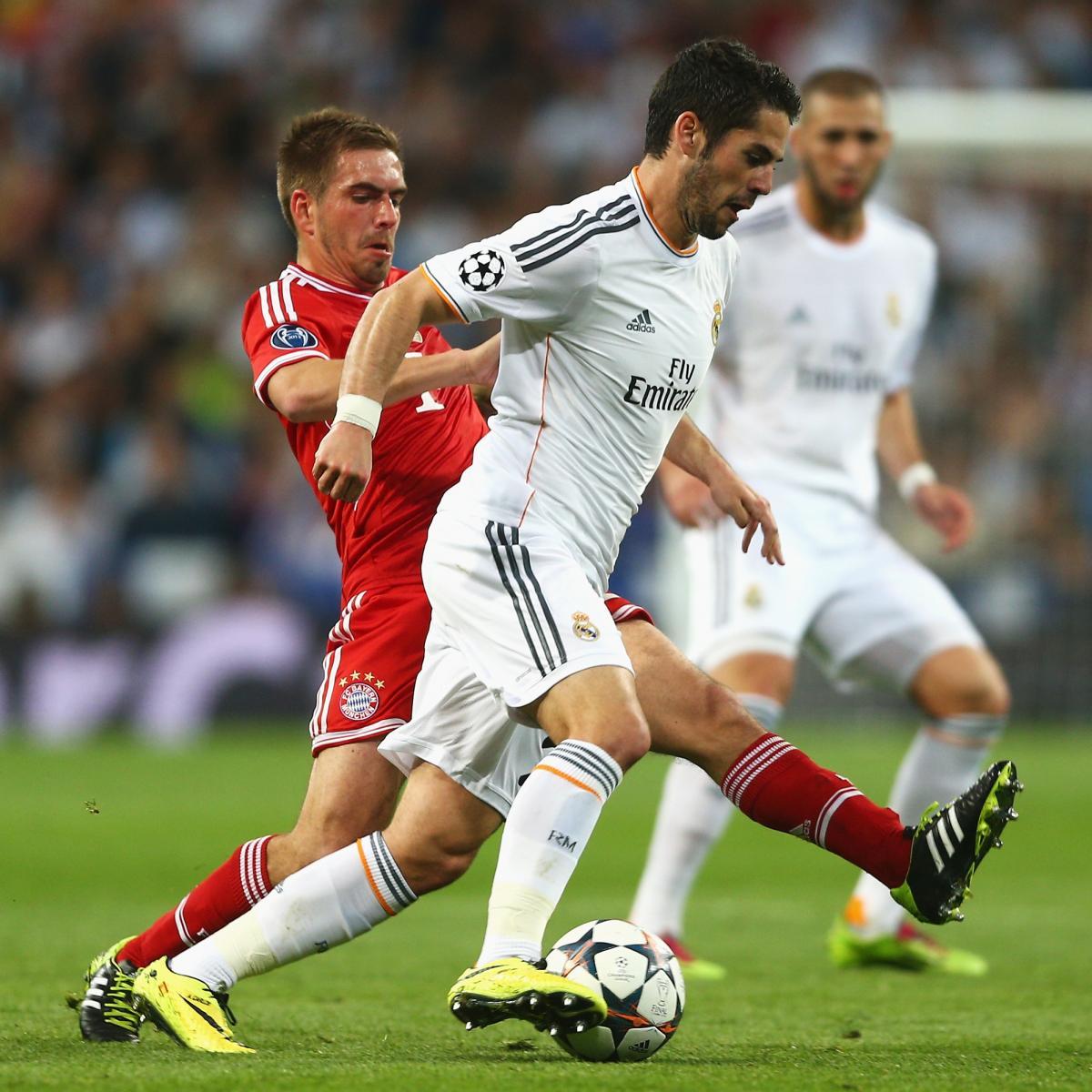 Bayern Vs Real Madrid Live
