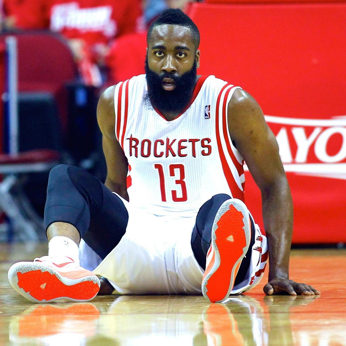 Houston Rockets Zach Lowe: James Harden Failing To Show Up For Houston Rockets At