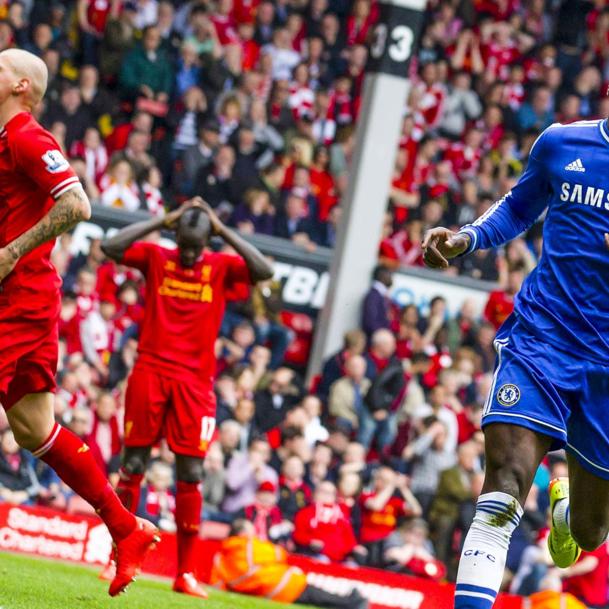 Liverpool Vs Chelsea: Liverpool Vs. Chelsea: Score, Grades And Post-Match