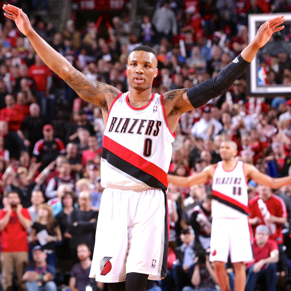 Rockets Vs. Blazers: Game 4 Score And Twitter Reaction