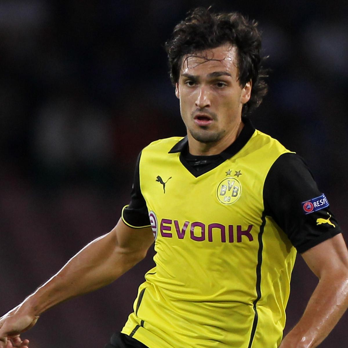 Mats Hummels Transfer