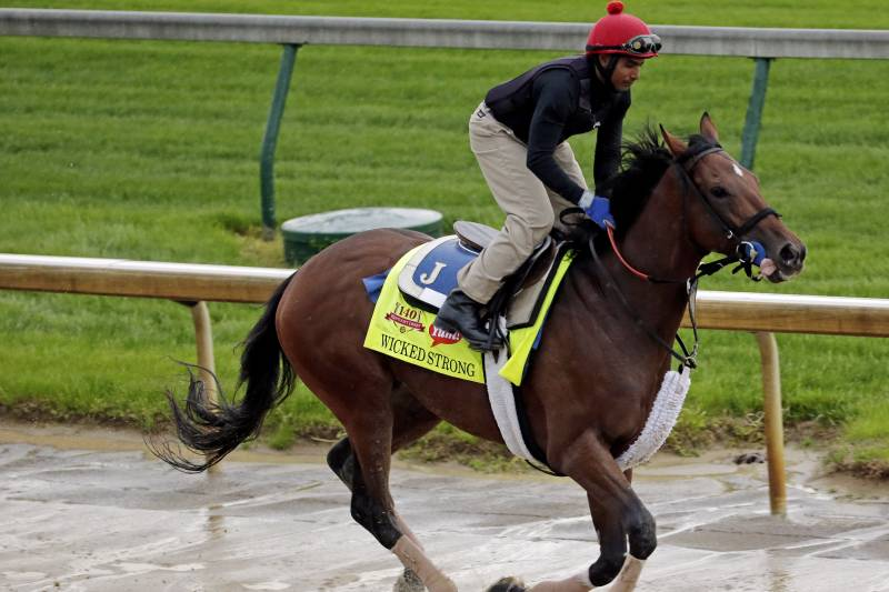 Kentucky Derby Odds 2014: Early Look at Vegas' Lines for