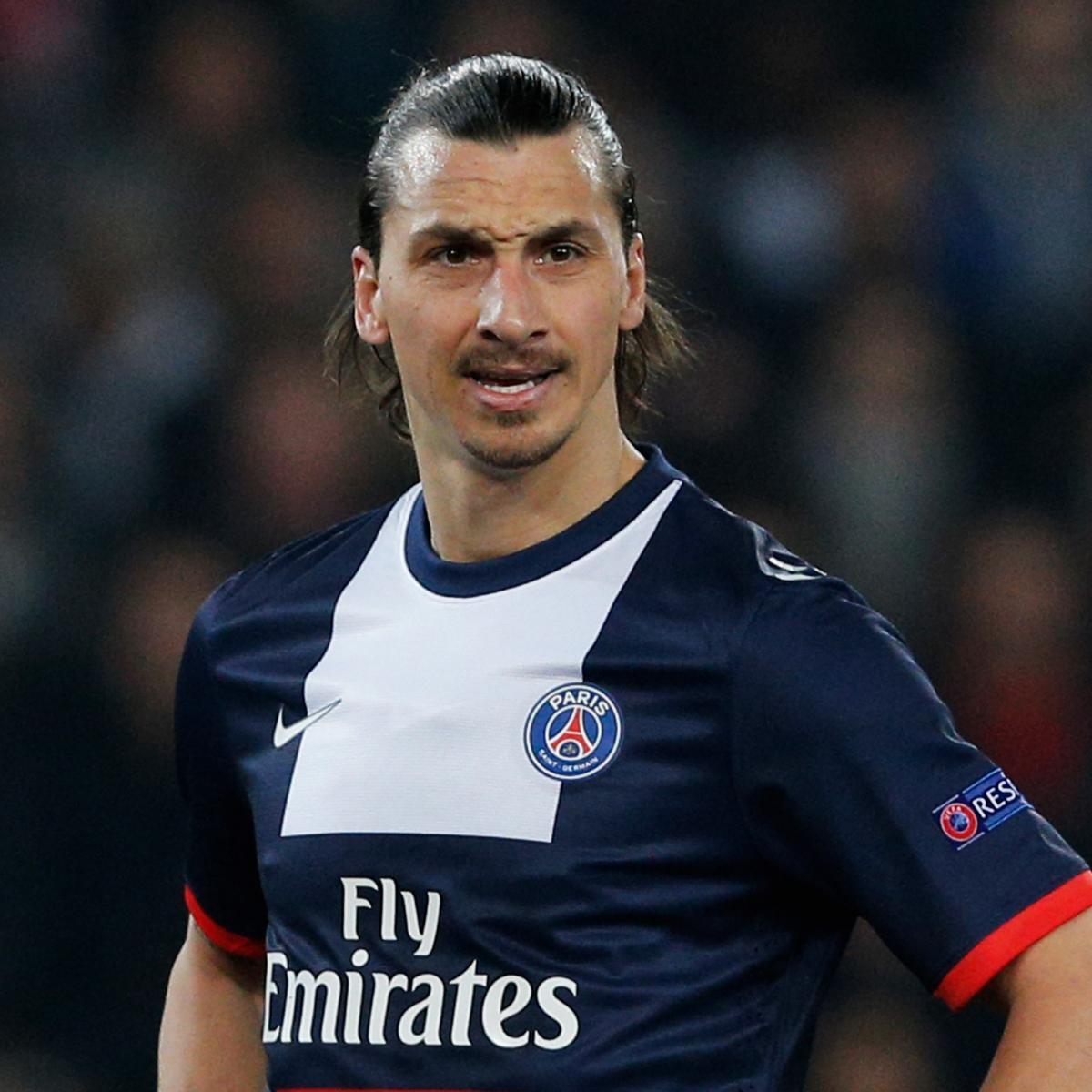 34b294752b4 10 Little-Known Facts About Paris Saint-Germain Forward Zlatan Ibrahimovic