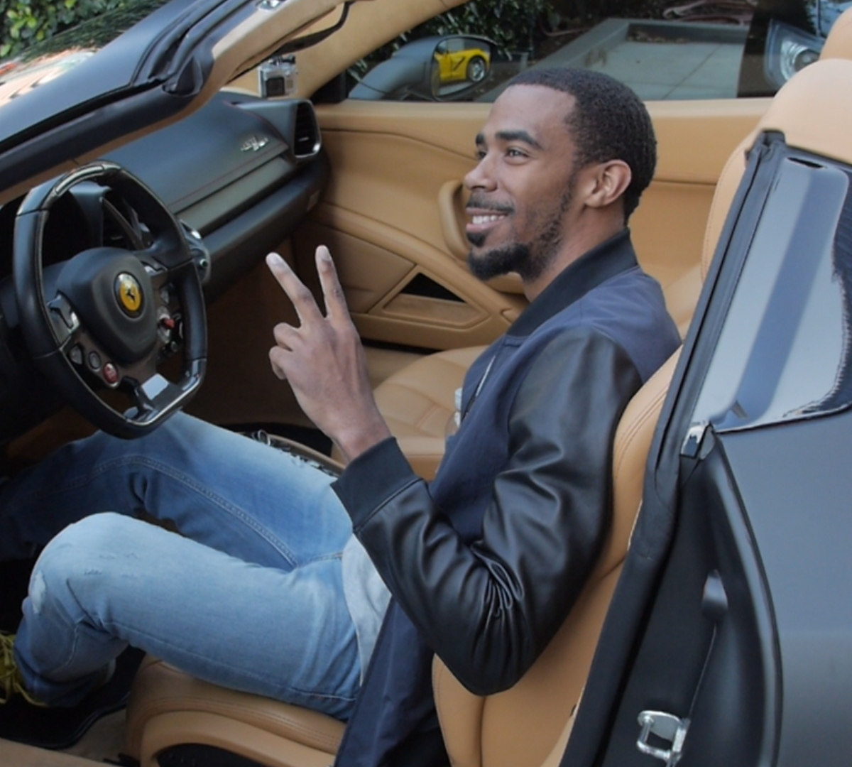 Test Drive A Tesla And Head-Turning Cars With NBA Guard