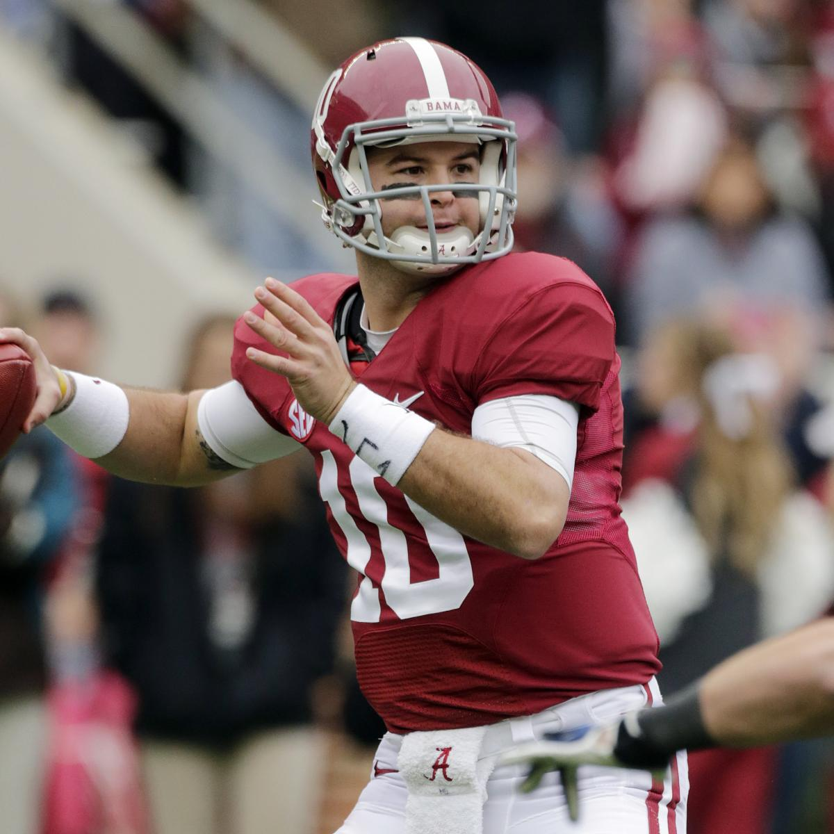 AJ McCarron's Full Scouting Report And Outlook Heading
