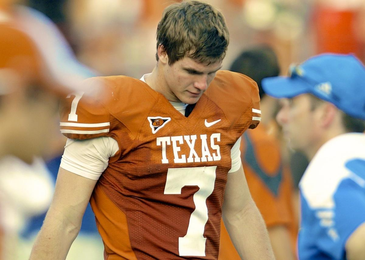 Hearing Boos Again One Of Reasons Qb Garrett Gilbert Transferred From Texas Bleacher Report Latest News Videos And Highlights